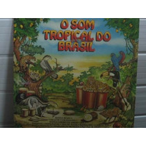 Lp Col O Som Tropical Do Brasil Banda Beijo, Chiclete Com Ba