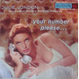 Julie London Lp Your Number, Please 1962 Mono