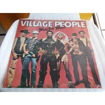 Lp Zerado Village People Macho Man A