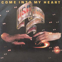 Lp Usa European Connection Come Into My Heart 1978 Epic