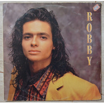 Lp Vinil - Robby - 1989