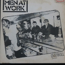 Men At Work - Overkill - Till The Money Compacto Vinil Raro