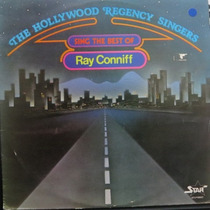 Lp Ray Conniff - The Hollywood Regengy Singers - Vinil Raro