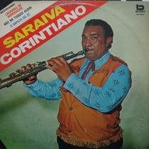Lp Saraiva Corintiano - Lágrimas De Namorados Vinil Raro