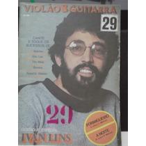 Revista Violão E Guitarra Nº 58 Ivan Lins Rita Lee Simone