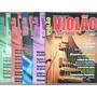 Método Violão E Guitarra Lote Com 5 Revistas