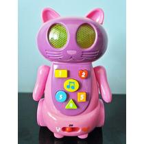 Meu Gatinho Dican Brinquedo Bebê Musical Tenho Fisher Price
