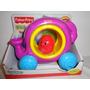Brinquedo Fisher Price Elefante Amiguinhos Cambalhota Novo.