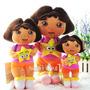 Boneca Dora Aventureira De Pelúcia -1 Und1