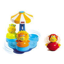 Brinquedo Carrossel Jungle Go Round - Tiny Love - 4babies
