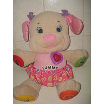 Cachorrinha Tummy Aprender E Brincar Em Ingles Fisher Price.