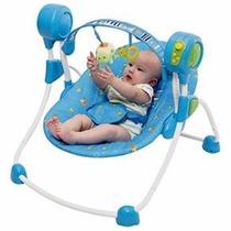 Cadeirinha De Balanço Automático E Musical Mastela Para Bebê