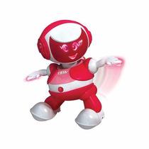 Disco Robo Vermellho Estrela