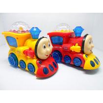 Trem Trenzinho Thomas Com Musica E Luzes