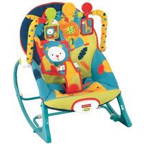 Cadeira Musical Fisher-price P/ Bebês E Crianças - Safari