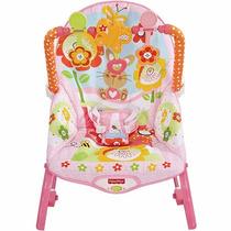 Cadeira Para Bebê Fisher Price - 0 A 18 Kg (4 Anos) Musical