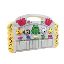 Piano Infantil Musical Sons Animais Sítio Teclado Eletrônico