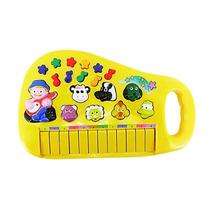Piano Teclado Musical Infantil Sons Eletrônico