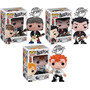 Sex Pistols, Johnny Rotten, Sid Vicious E Steve Jones, Funko