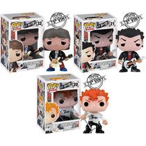 Sex Pistols, Johnny Rotten, Sid Vicious E Steve Jones, Funko