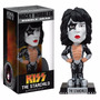 Paul Stanley The Starchild Kiss Funko Wacky Wobbler Fu-2284