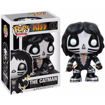 The Catman Peter Criss - Kiss - Funko Pop Rocks Fu-2281