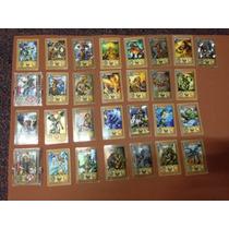 Cards Coleção Mythomania - Tenho Quase Todos