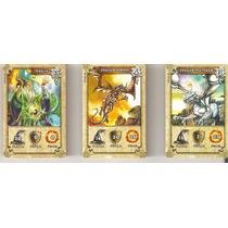 Cards Elma Chips Dracomania E Mythomania Para Colecionador