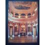 Postal Salão Nobre - Teatro Amazonas - Manaus Déc. 70/80
