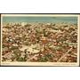 Cartão Postal Antigo Manaus Amazonas Vista Parcial