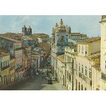 22598 - Postal Salvador, Ba - Ladeira Do Pelourinho