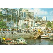 11873- Postal Salvador, Ba - Rampa Do Mercado