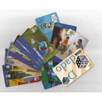 Ponto Do Cartão Lote Com 1000 Cartões Telefônica