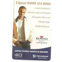 5905 Cartões Telefônicos 5 Tarjinhas Diferentes Ver Texto