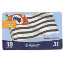 5915 Cartões Telefônicos 5 Tarjinhas Diferentes Ver Texto