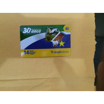 Cartão Telefônico - 30 Anos Do Estado De Mato Grosso Do Sul