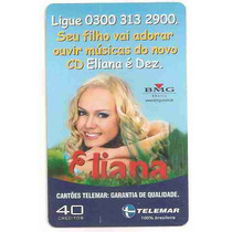 5929 Cartões Telefônicos 5 Tarjinhas Diferentes Ver Texto