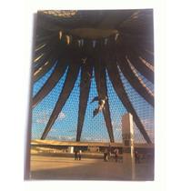 Cartao Postal Catedral Brasilia Df Niemeyer