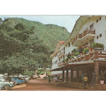 Clv-20928- Postal Caldas Novas, G O- Pousada Do Rio Quente