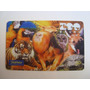 Sp096 - Zoo Bauru - 21 Anos - Tir.: 10.000 - 12/2001