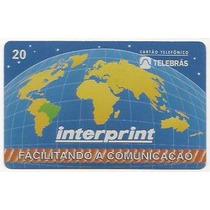 Ponto Do Cartão Interprint