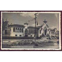01 Cartão Postal Antigo Belo Horizonte Grupo Escolar