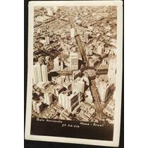 Cartão Postal Antigo Belo Horizonte Mg 1957