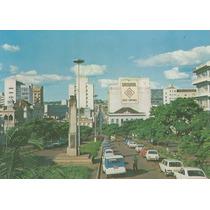16606 - Postal Uberaba, M G - Praça Rui Barbosa