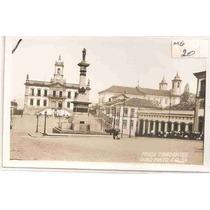 Ml-0965 Cartão Foto Postal Antigo - Ouro Preto Mg 1958