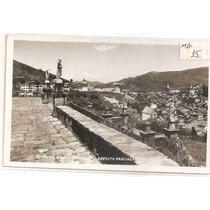 Ml-0966 Cartão Foto Postal Antigo - Ouro Preto Mg 1958