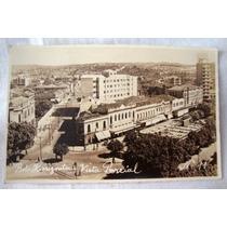 Cartão Postal Antigo Belo Horizonte Savassi Vista Parcial
