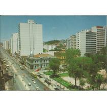 Cartofilia - Postal Juiz De Fora - Mg - Avenida Rio Branco