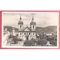 Cartão Postal Basílica De Aparecida Do Norte São Paulo