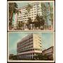 02 Cartão Postal Antigo Manaus Am Hotel E Edificio